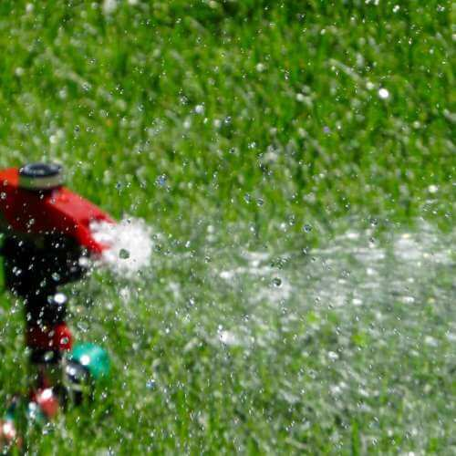 Irrigation Sprinkler Upgrade